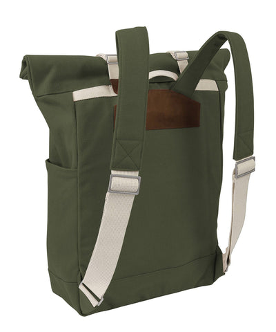 Backpack Ansvar I Olive Green - Komodo Fashion