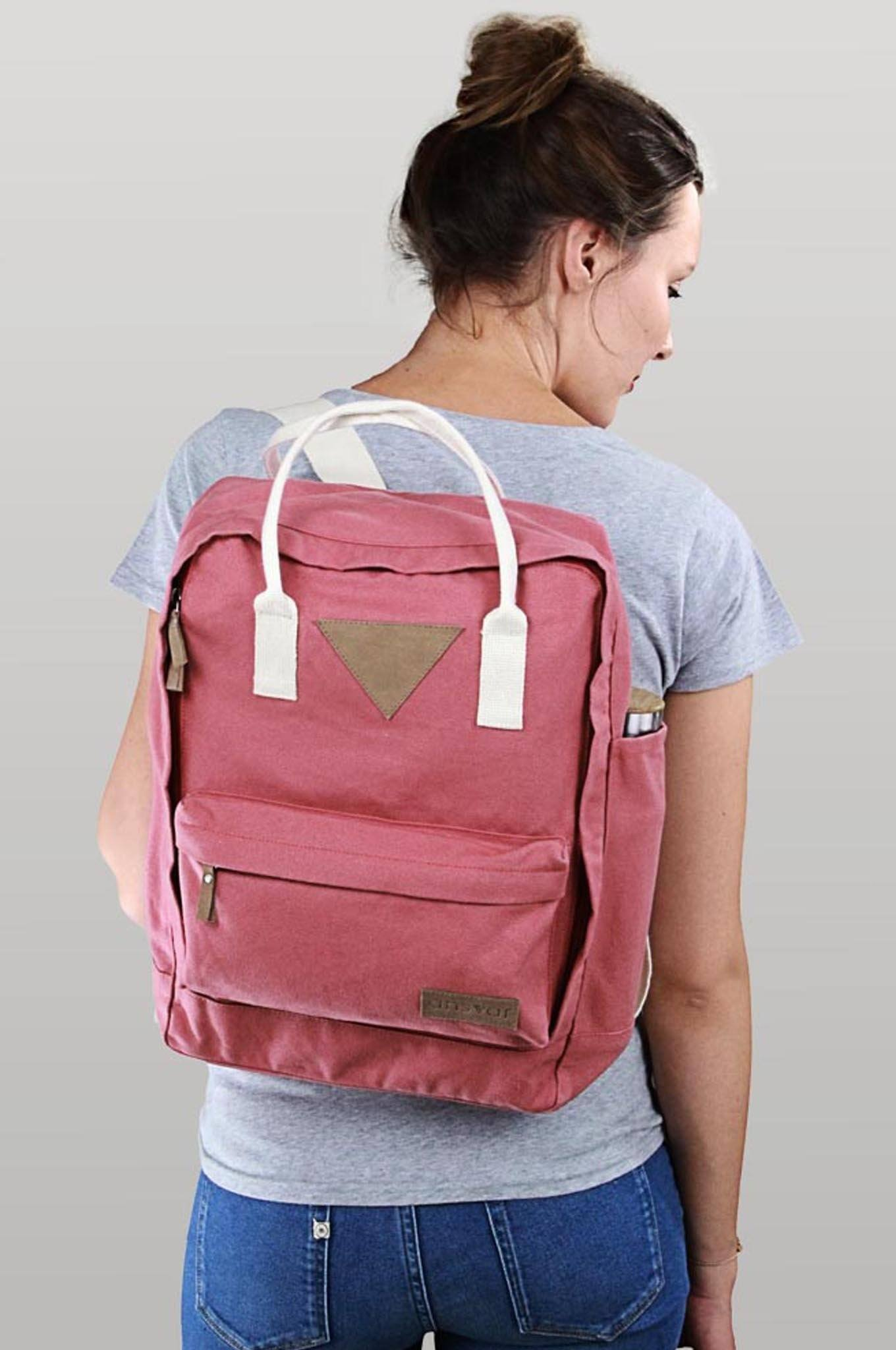 Backpack Ansvar II Vintage Red - Komodo Fashion