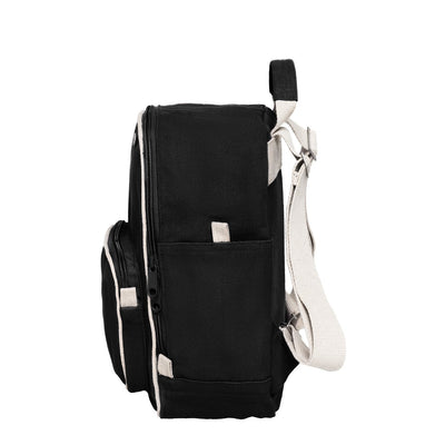 Backpack MELA II Mini Black - Komodo Fashion
