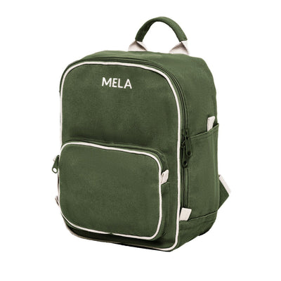 Backpack MELA II Mini Olive Green - Komodo Fashion
