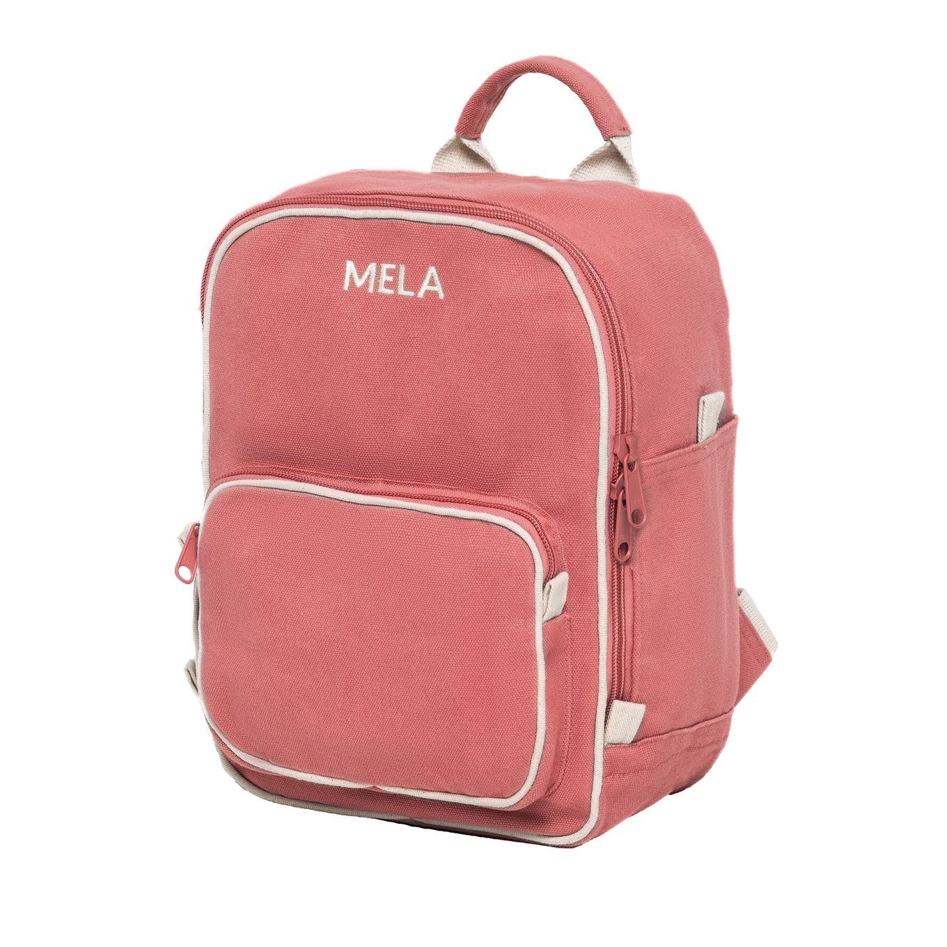 Backpack MELA II Mini Vintage Red - Komodo Fashion
