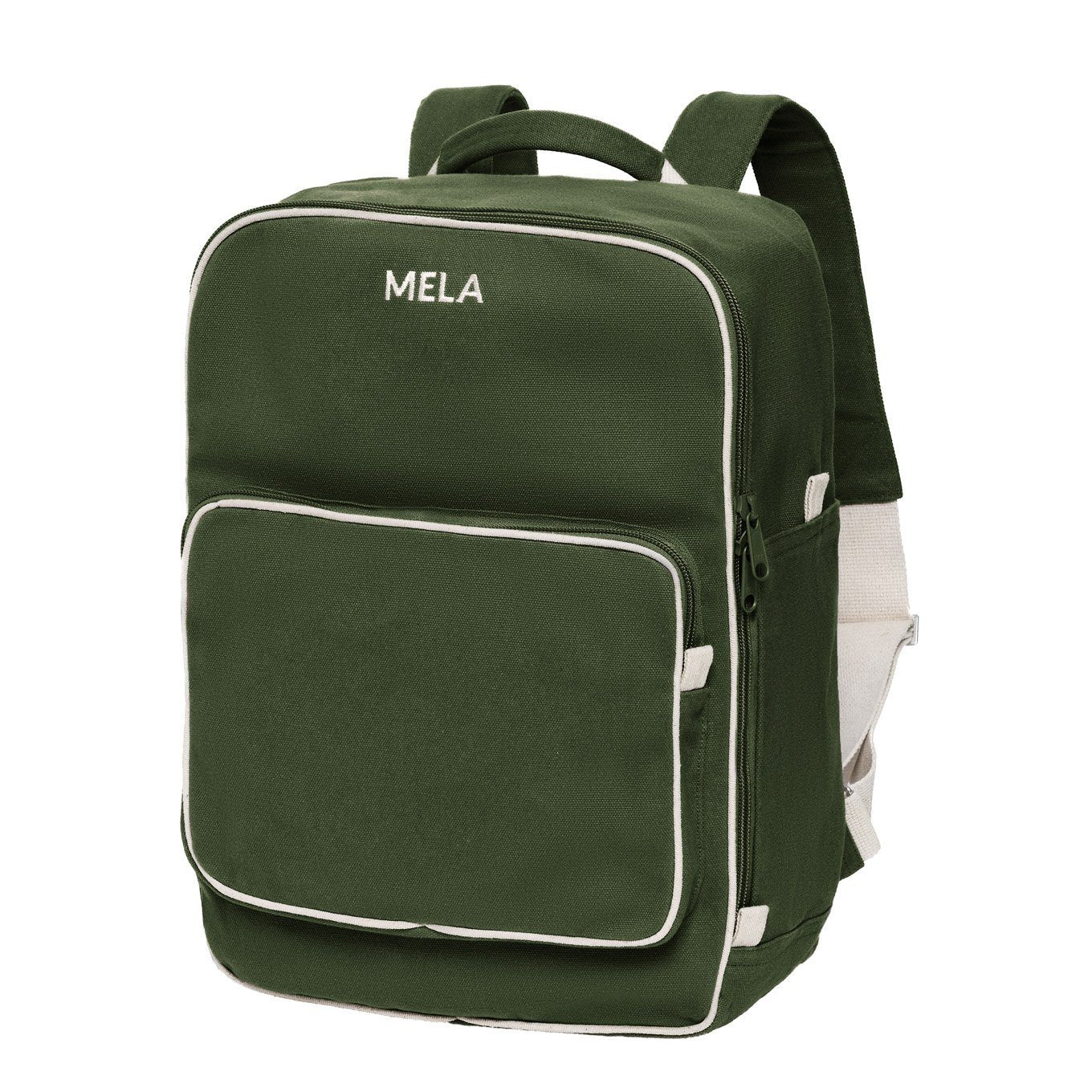 Backpack MELA II Olive Green - Komodo Fashion