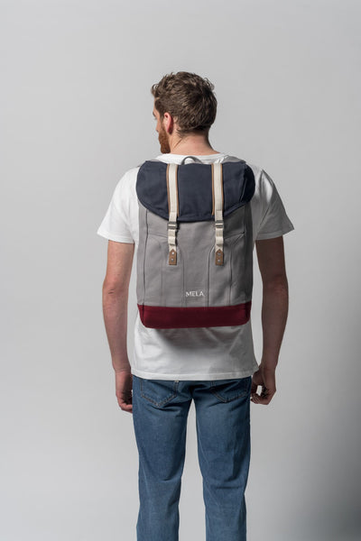 Backpack MELA V ColourBlock - Komodo Fashion