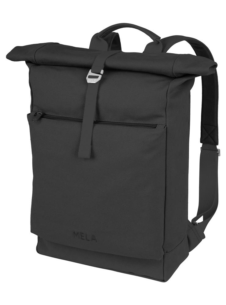 Bag - MELA Backpack AMAR - Black
