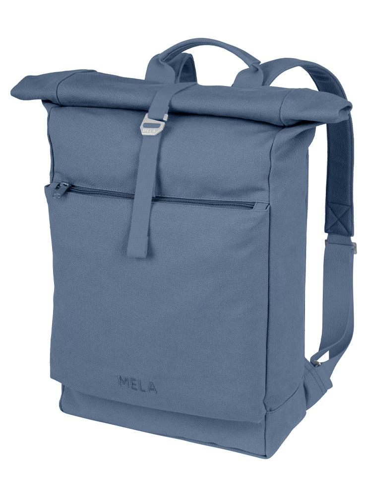Bag - MELA Backpack AMAR - Dusty Blue