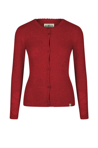 EDDA Organic Cotton Cardigan - Komodo Fashion