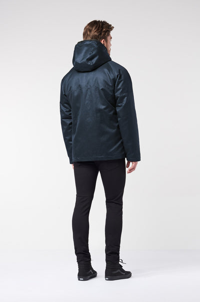 Coat - HEMP JACKET Navy