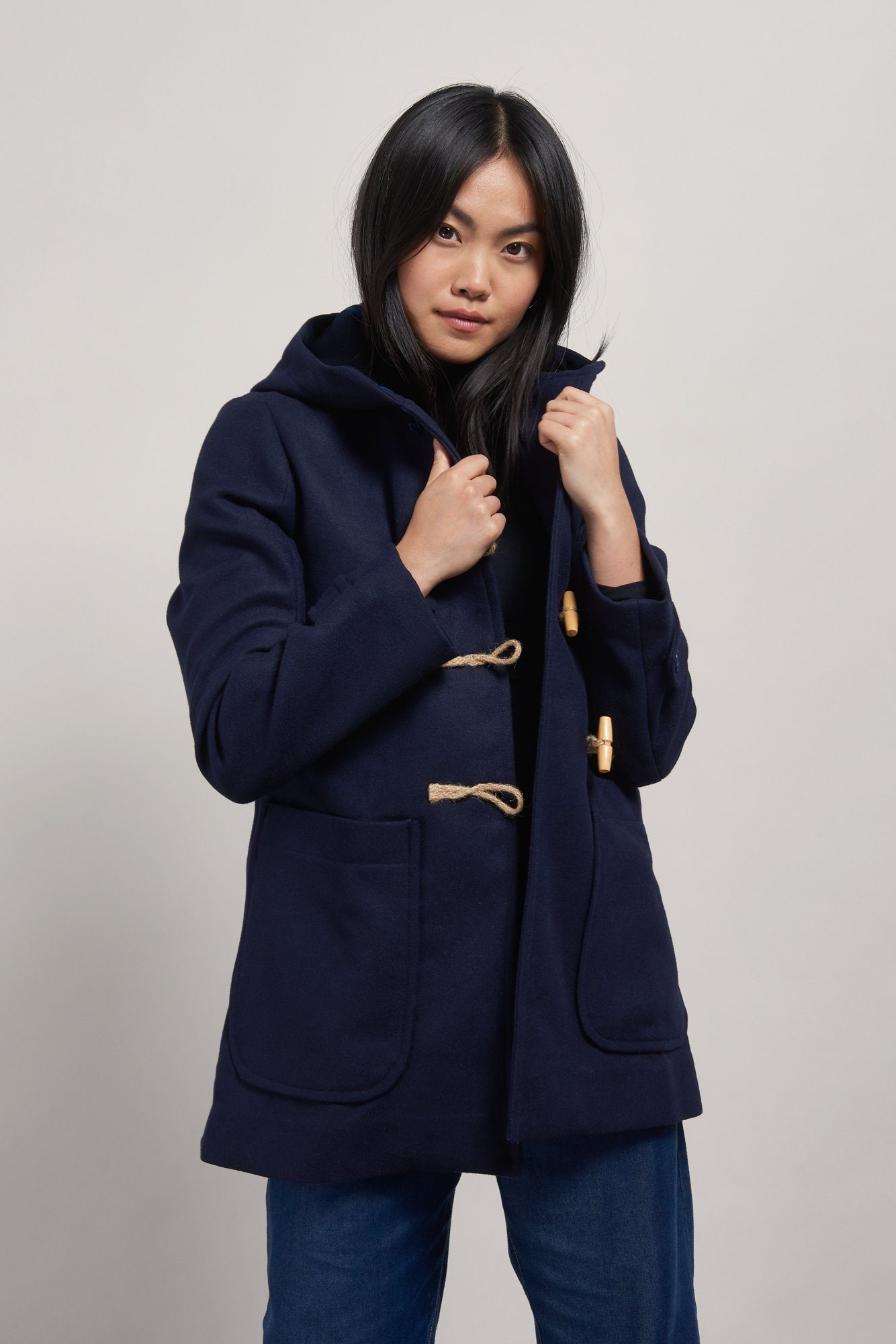 Coat - KARI Duffle Recycled PET Coat