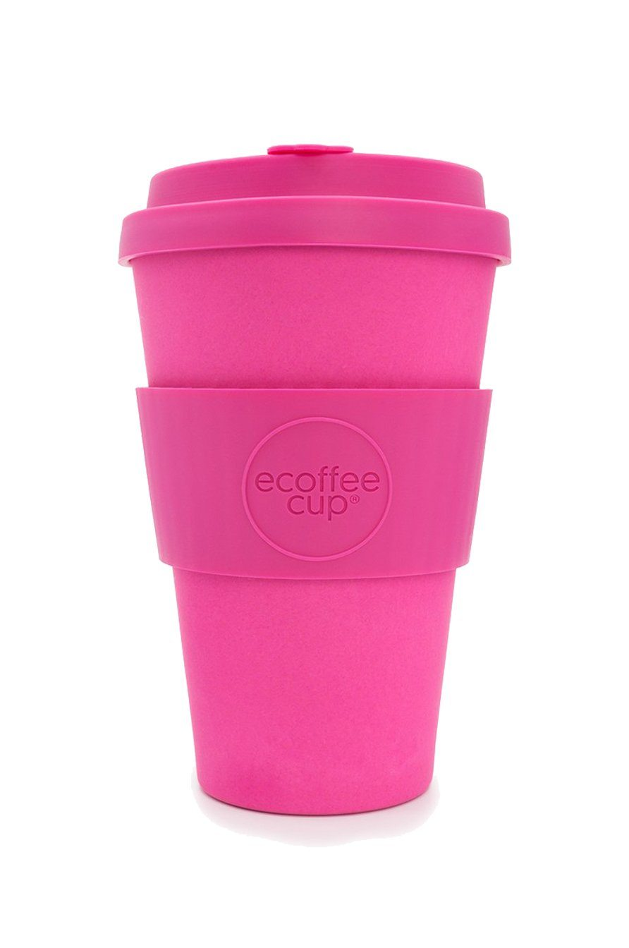 Pink'd XL Reusable Bamboo Cup - Komodo Fashion