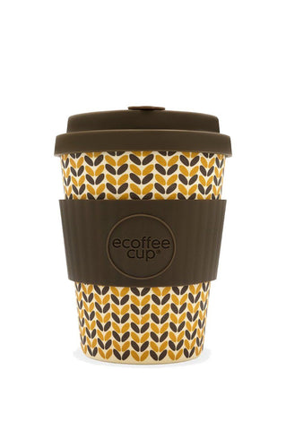 Threadneedle Reusable Bamboo Cup