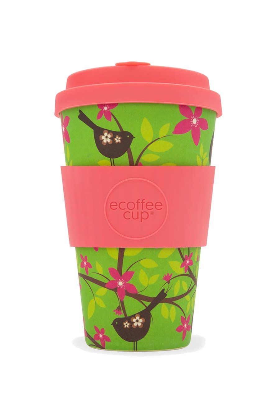 Widdlebirdy XL Reusable Bamboo Cup