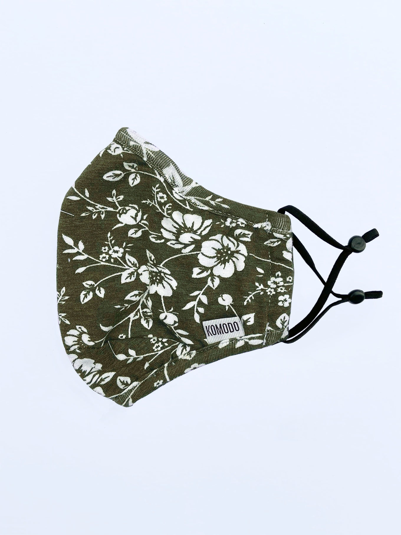 Face Mask - REUSABLE FACE FABRIC FACE MASK - ORCHARD