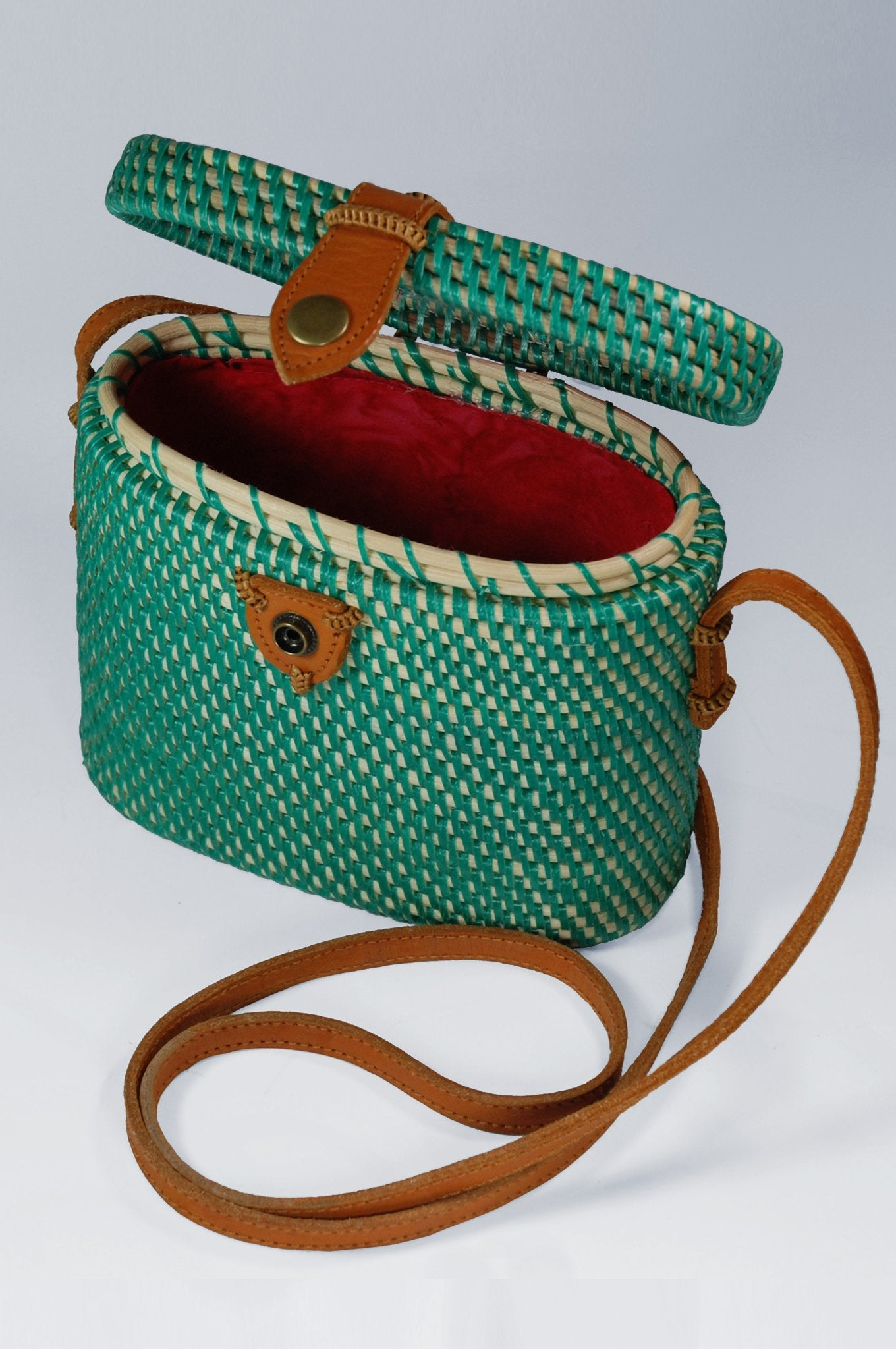 CAMERA Bag Emerald - Komodo Fashion