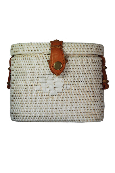 CAMERA Bag White - Komodo Fashion