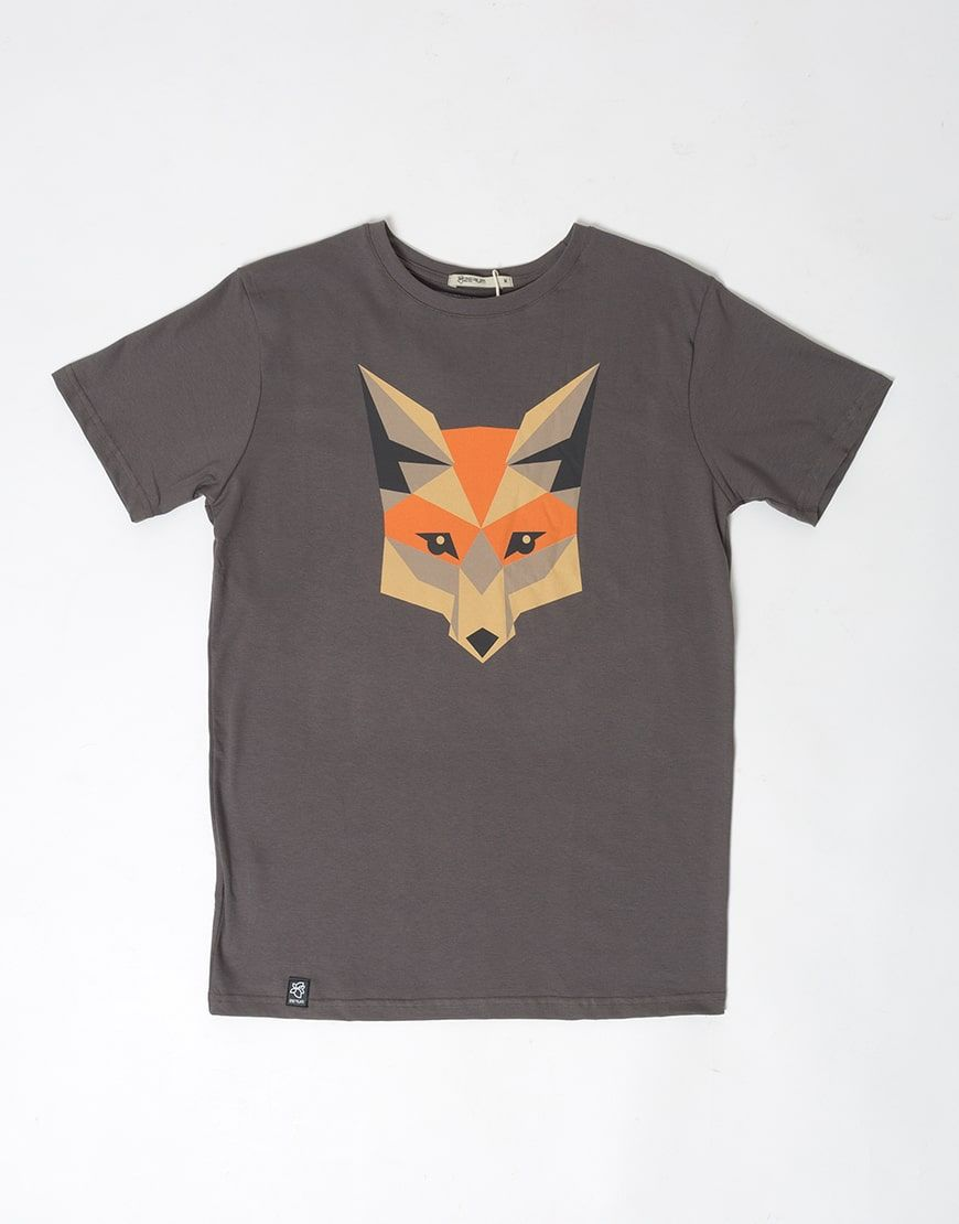 Basic Tee - Fox by Zerum