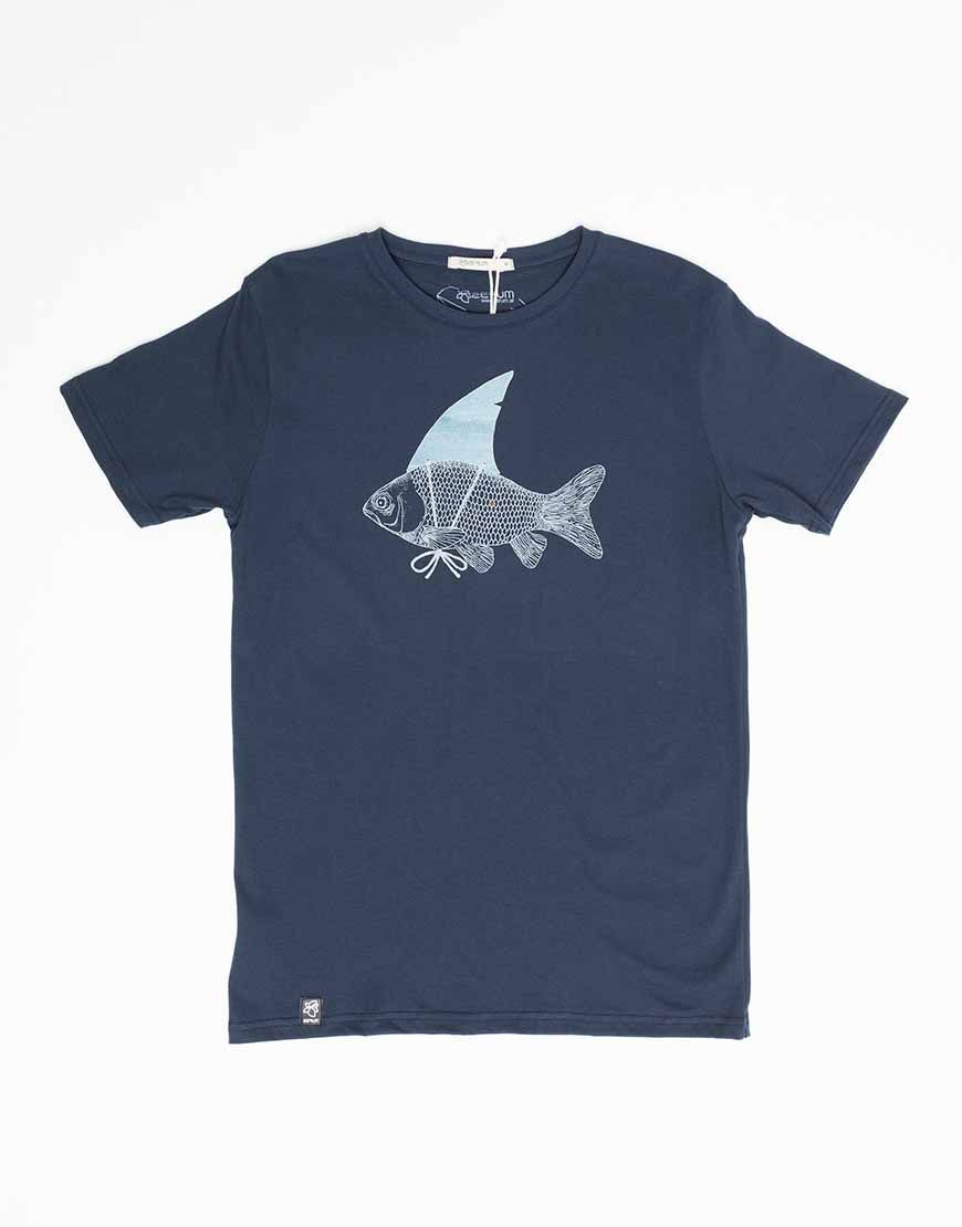 Basic Tee - Shark by Zerum