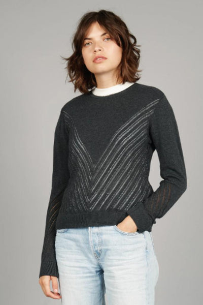 HANA Organic Cotton Jumper - Komodo Fashion