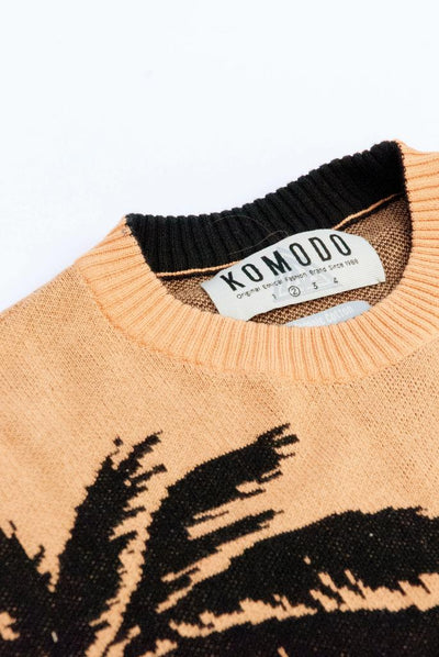 SURF Organic Cotton Jumper - Komodo Fashion