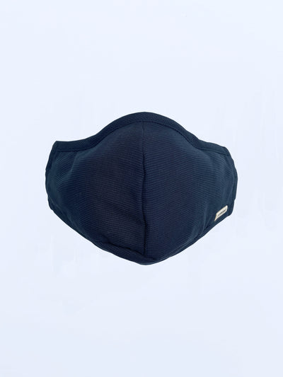 REUSABLE FABRIC FACE MASK - NAVY