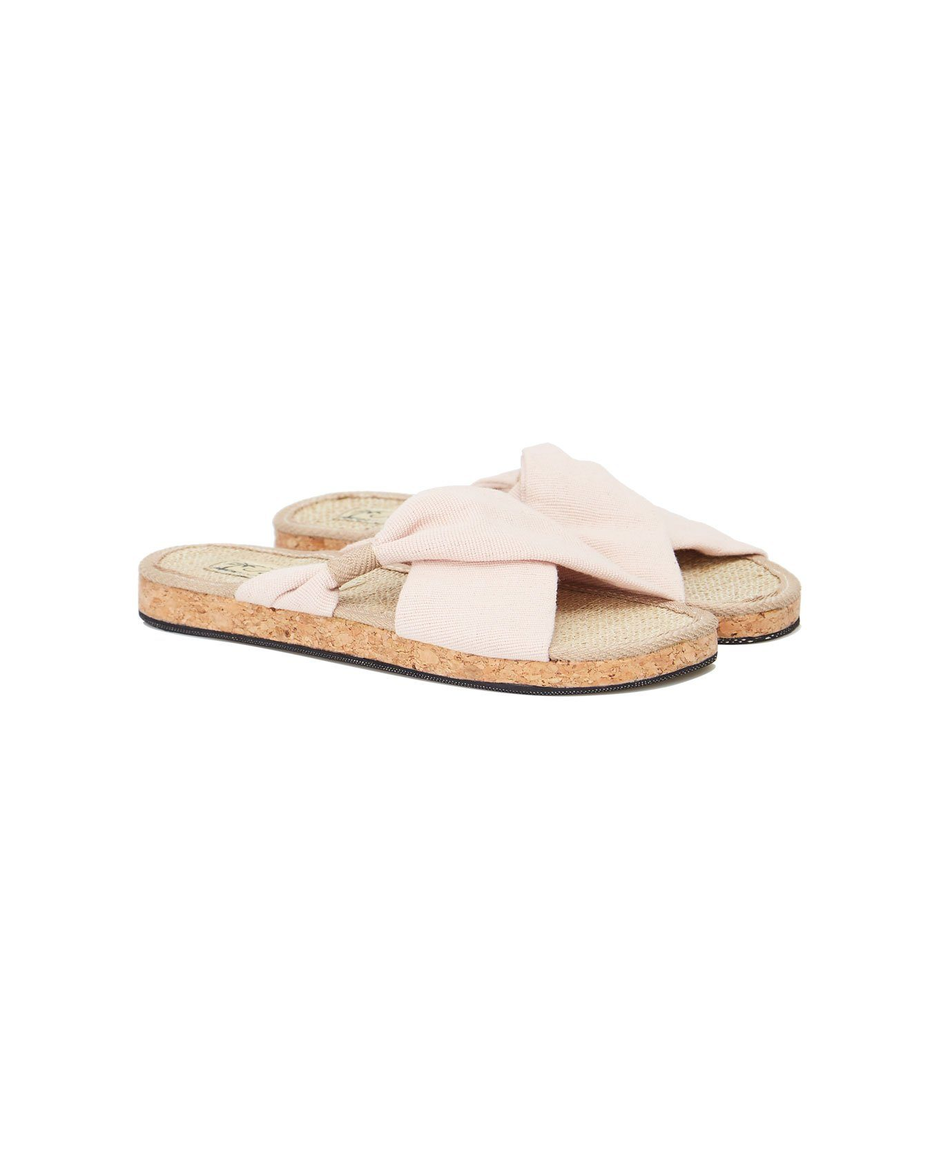 Shoes - HELENA SLIDER Sea Pink