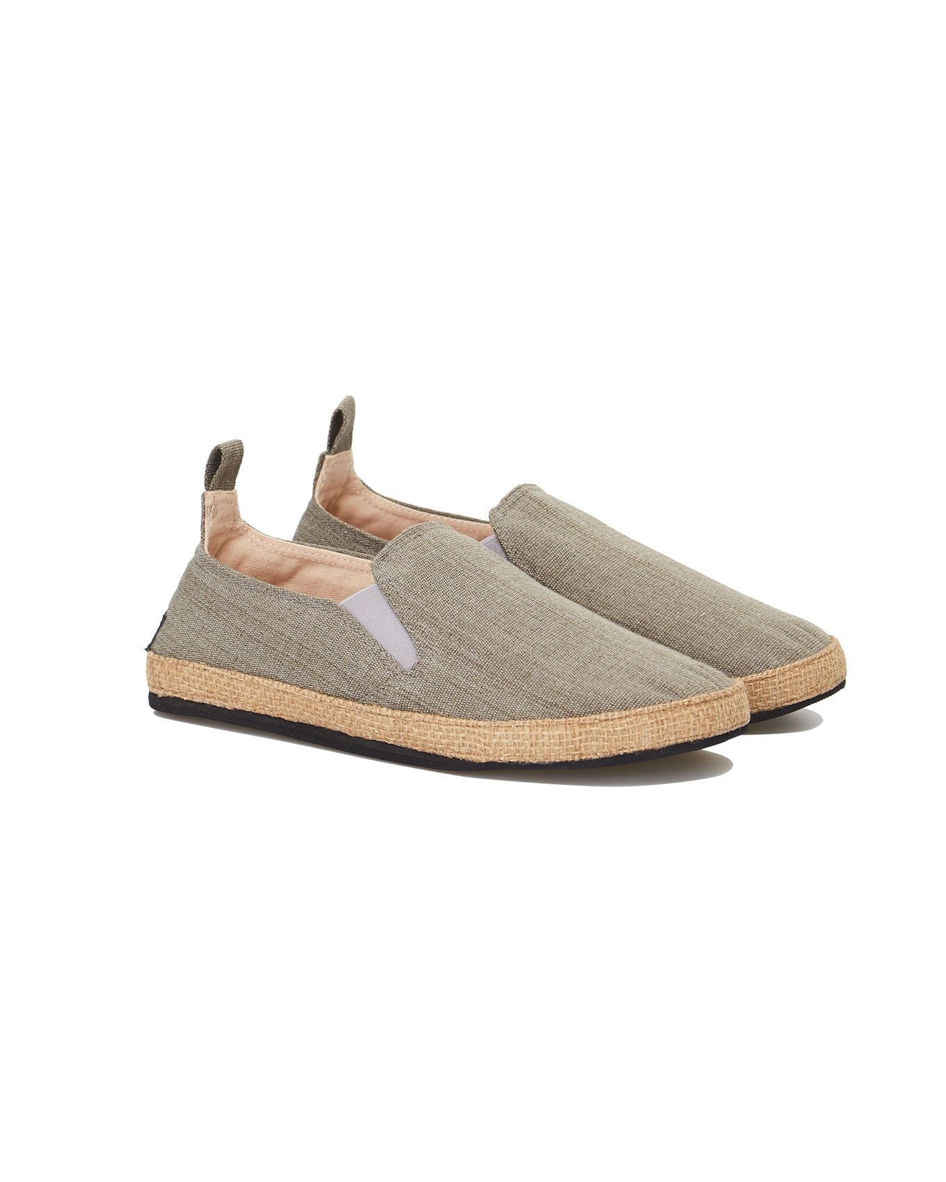 Shoes - KUNG FU Mens Shoe Khaki