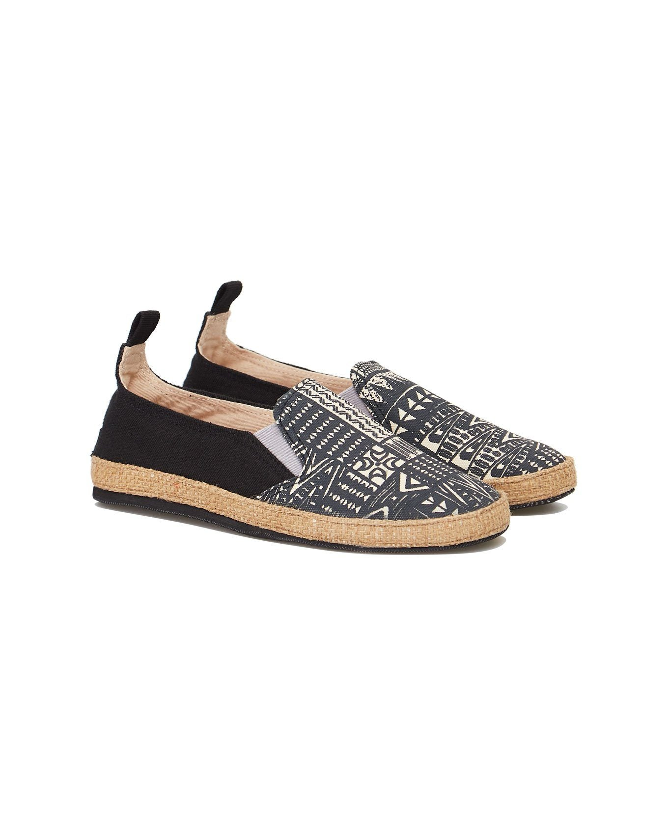 Shoes - KUNG FU Womens Shoe Tapa Coal