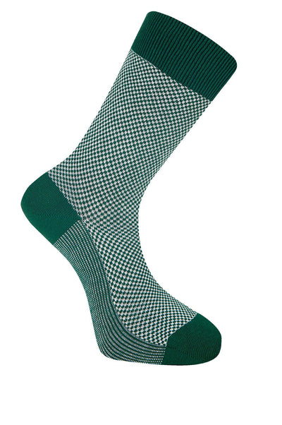 DOTS Emerald Organic Cotton Socks - Komodo Fashion