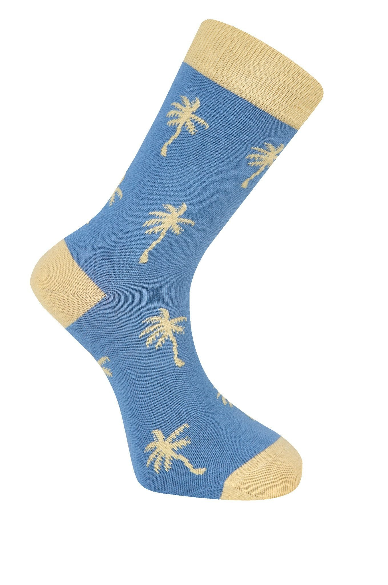 PALM TREE Hydron Organic Cotton Socks - Komodo Fashion