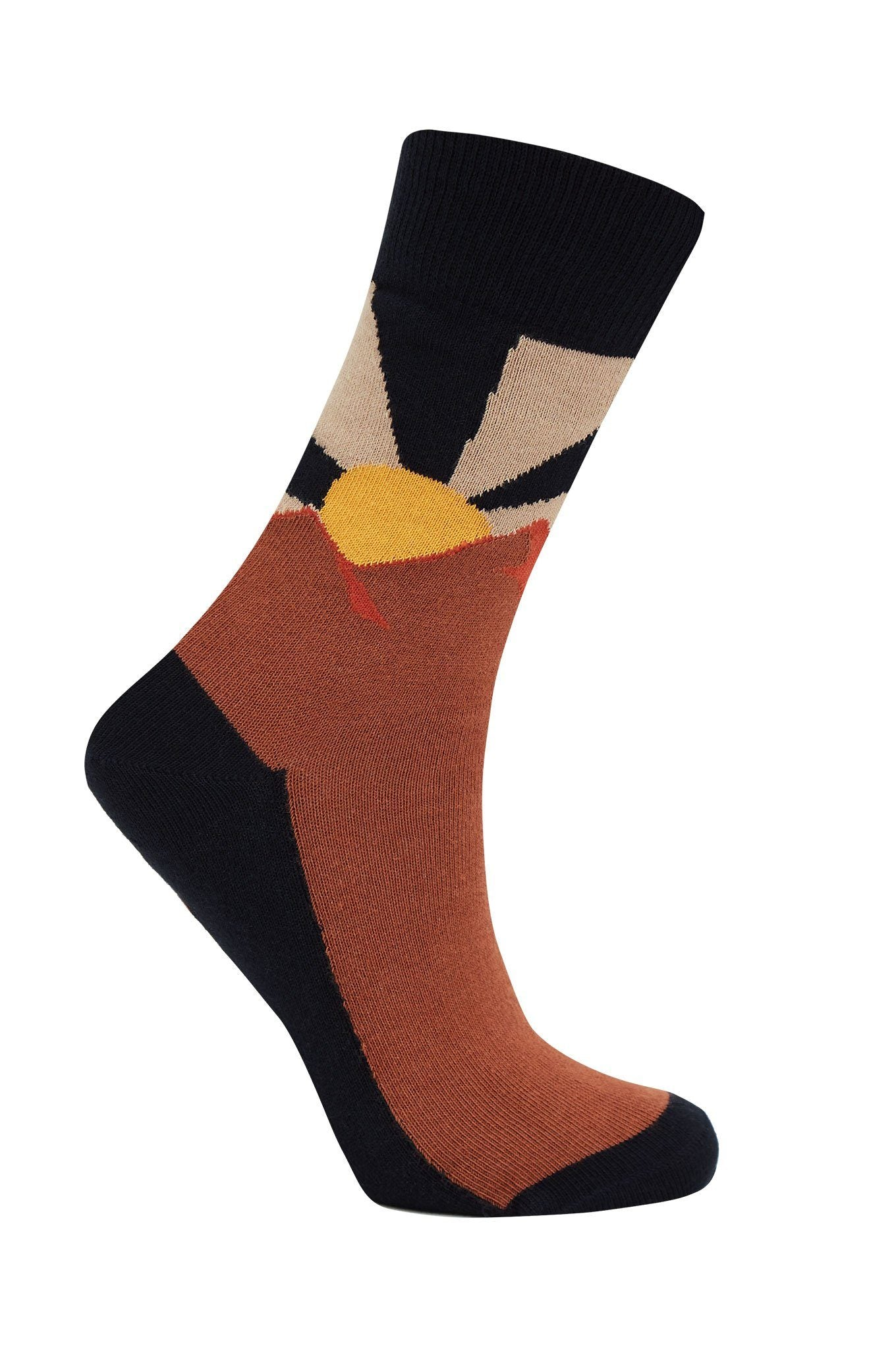 Socks - TIBET Warm Sand - GOTS Organic Cotton Socks