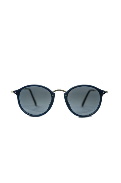 Sunglasses - MILANO Blue Eco Sunglasses By Antonio Verde
