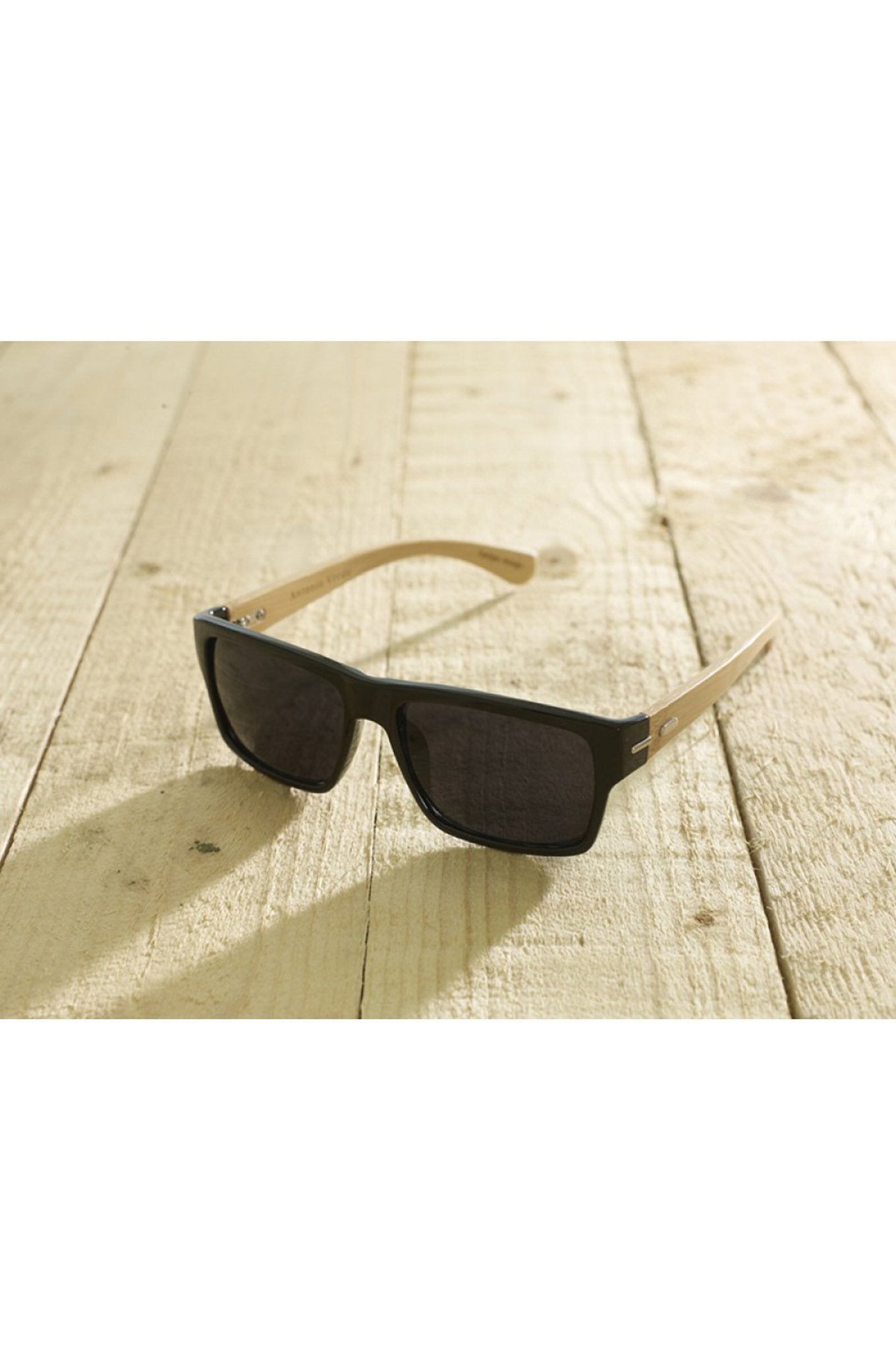 Sunglasses - Roma Shiny Black