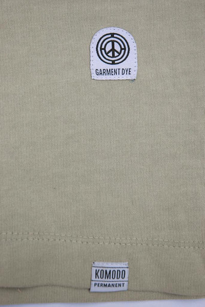 T-Shirt - HAKON Organic Cotton T-Shirt Ice Beige