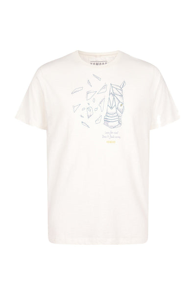 KIN RHINO Organic Cotton Tee - Komodo Fashion