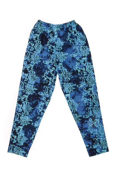 BATIK Trousers Blue - Komodo Fashion