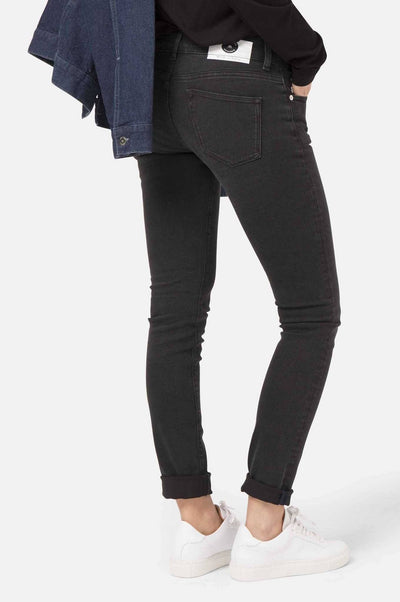LILLY Womens skinny black jeans by MUD - Komodo Fashion