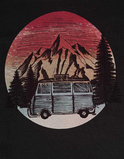 Basic Tee - Bus by Zerum