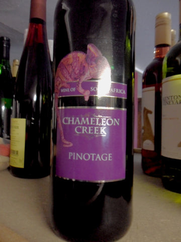 Chammeleon Creek Pinotage red 2013