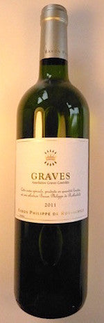 Baron Philippe de Rothschild Graves white 2011
