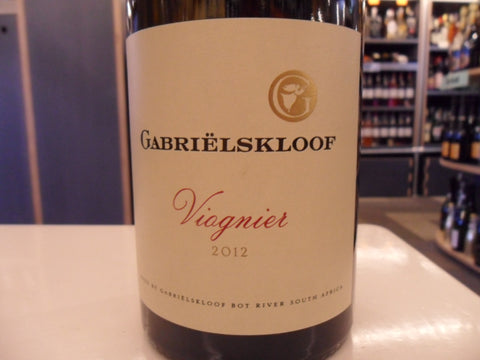 Gabrielskloof Viognier 2012 Web only offer