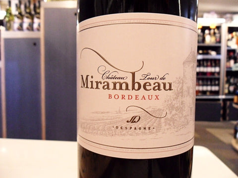 Chateau Tour de Mirambeau Bordeaux Red Reserve 2012