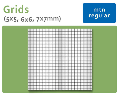 GRID - Ultimate Package for Midori Traveler's Notebook Regular Size