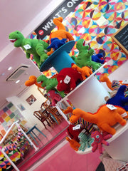 Dinosaur Eva's World