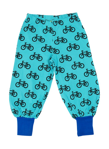Bike Turquoise MTAF Baggy Pants
