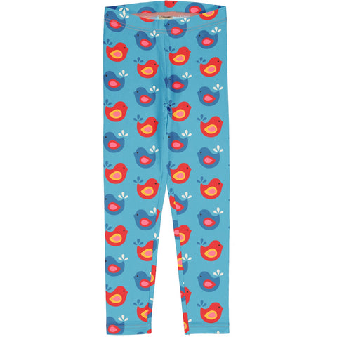 Bright birds Leggings
