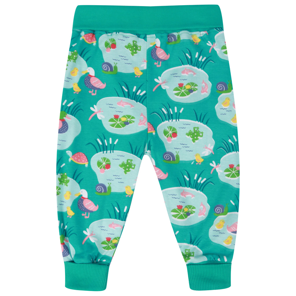 Pondlife Pull-Up Trousers Piccalilly