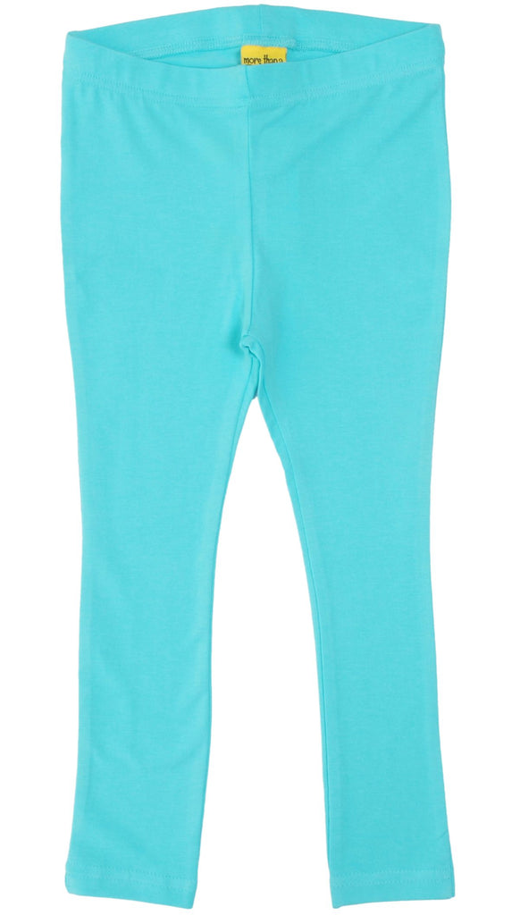 Light Turquoise MTAF Leggings