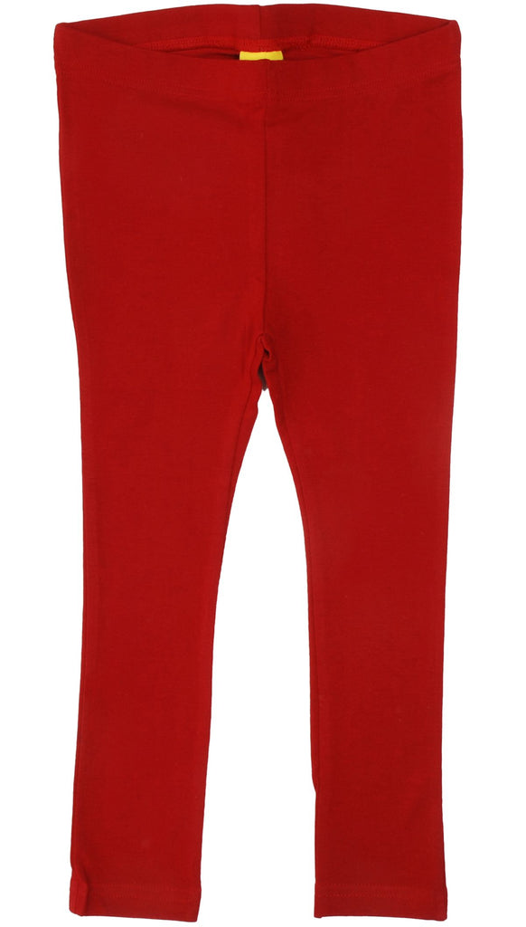 Pompeian Red / Dark Red MTAF Leggings