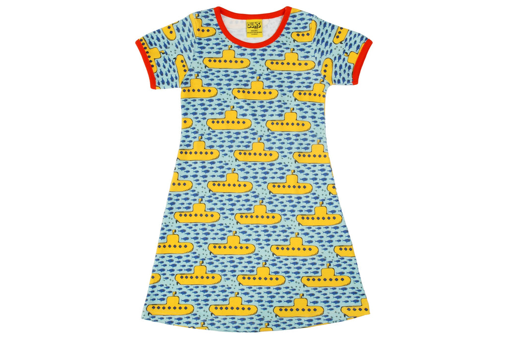 Duns Submarine Short Sleeve Dress