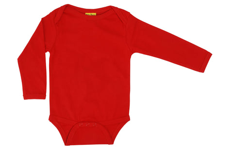 MTAF Long sleeved vest red