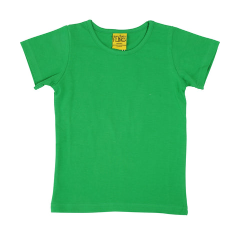Green MTAF Short Sleeve Top